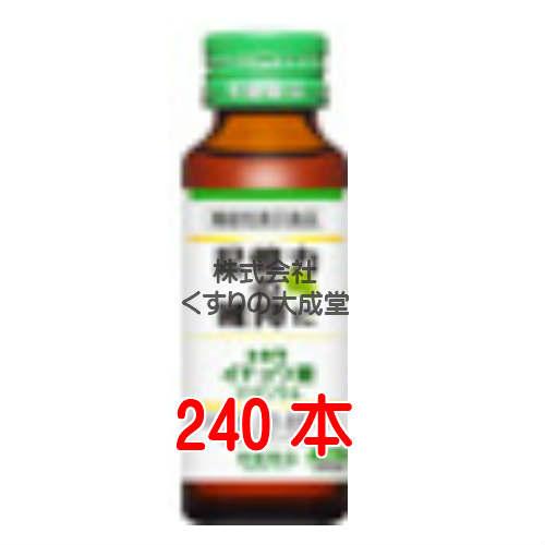 常盤薬品 イチョウ葉ドリンク 30ml 240本【あす楽対応】