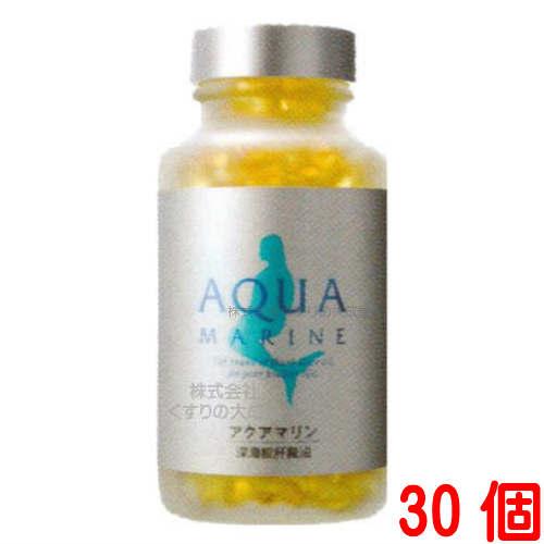 アクアマリン 360粒 30個 + 10粒 90個 深海鮫鮫肝油 鮫肝 株式会社 マリンゴールド