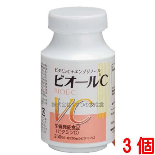 ビオールC 250粒 3個東亜薬品
