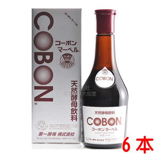 第一酵母 コーボン マーベル 525ml 6本コーボンマーベル 525ml[酵母]