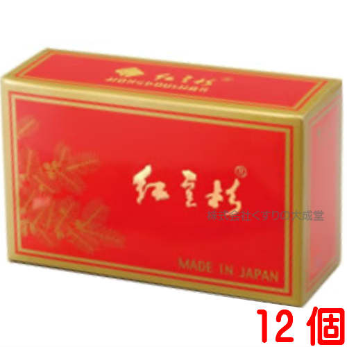紅豆杉茶 こうとうすぎちゃ タキサス 2g 30包 12個