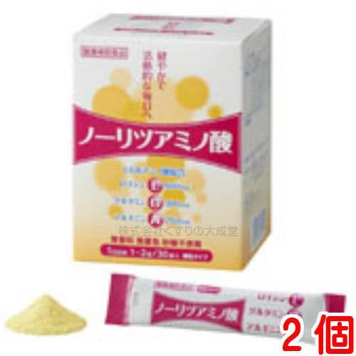 【あす楽対応】トキワ ノーリツアミノ酸 2.5g 30袋 2個常盤薬品 ノエビアグループ