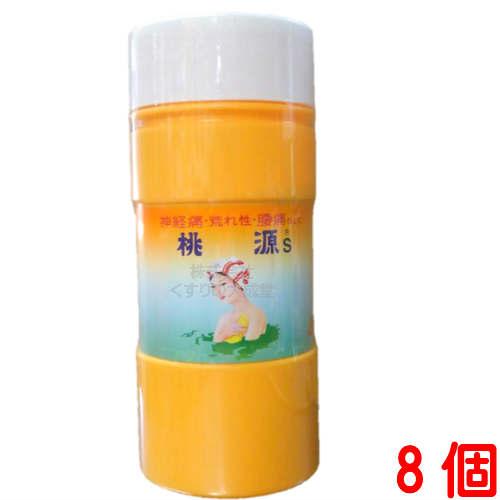 桃源S 桃の葉の精 1100g(オレンジ)8個とうげん 桃源S五州薬品医薬部外品