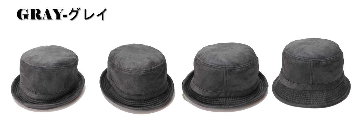 c6c7550184f8a7 ... A wide-brimmed hat ladies men's large size and big hit 62 cm leather-