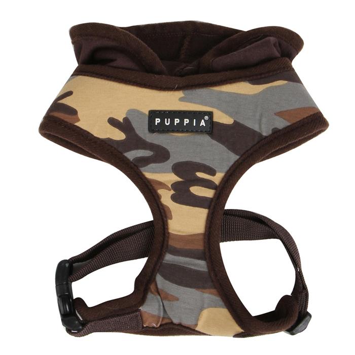 0b6bb5f9d25 Harness for dog drum circle PUPPIA paper HARNESS HUNTER Camo harness Camo    3 color