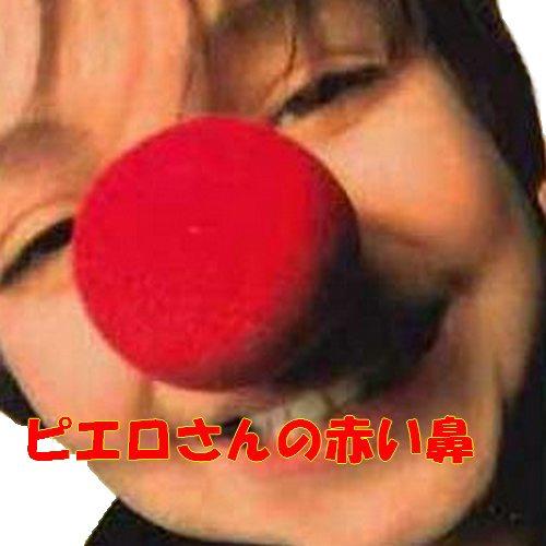 出荷 ピエロさんの赤い鼻はスポンジ製の変装グッズです ピエロ クラウンや 赤鼻のトナカイの仮装小物に 赤い鼻のキャラクターならなんでも対応します 大人 子供兼用 ピエロさんの赤い鼻 赤鼻 ピエロの鼻 受賞店 トナカイ 仮装 定形外発送可 変装 グッズ 2pまで200円 コスプレ マジックナイト MN604 付け鼻