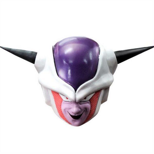 フリーザ 第一形態 ハイクオリティマスク【ドラゴンボールZ ナメック戦士 仮装 ラバーマスク】マジックナイト RJ37096