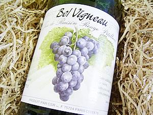 Bel Vigneau ベルビニョー red 750 ml