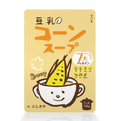 錦或大豆牛奶玉米羹 160 g x 10
