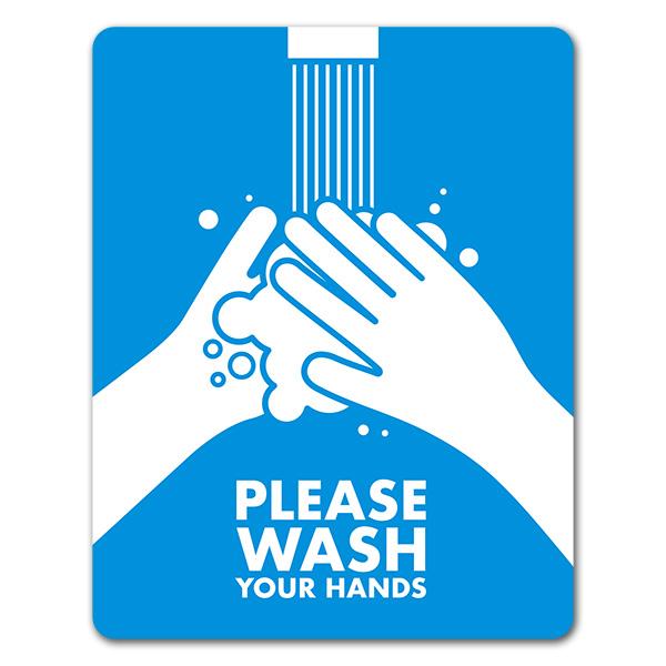 手 を 洗 おう