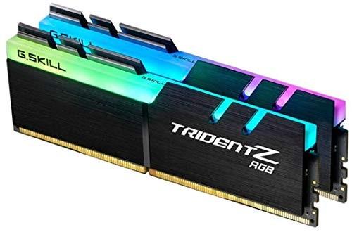 絶品 G.Skill Trident Z 驚きの値段 RGB F4-3200 F4-3200C16D-16GTZR 8GB×2 CL16 DDR4-3200