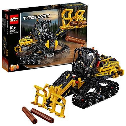 レゴ LEGO オーバーのアイテム取扱☆ テクニック 信憑 トラックローダー 42094 男の子 ブロック おもちゃ 知育玩具