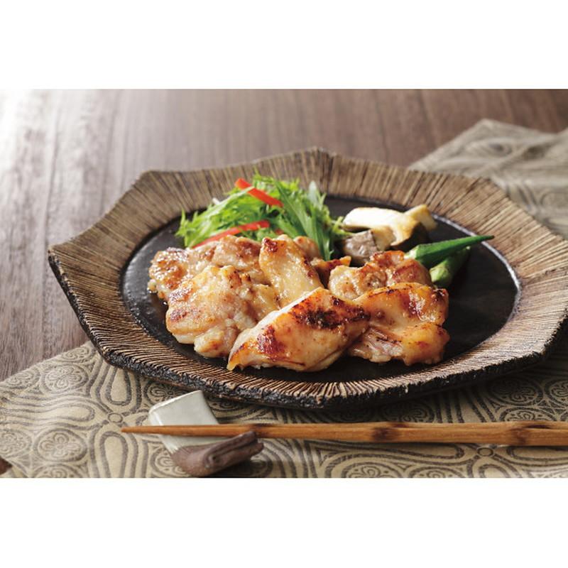 手をけ弁当で有名な 京料理 お気にいる 六盛 上品な味に仕上げた鶏肉の塩麹漬けをご賞味ください 鶏肉の塩麹漬 RM-T6 メーカー直送品 6食 セール商品 メーカー指定熨斗 送料無料