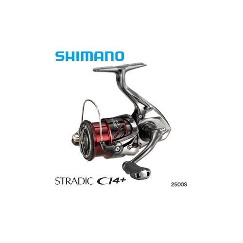 シマノ ストラディックCI4+ 3000XGM [STRADIC CI4+]