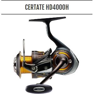 ダイワ 16セルテートHD4000H Daiwa CERTATE HD
