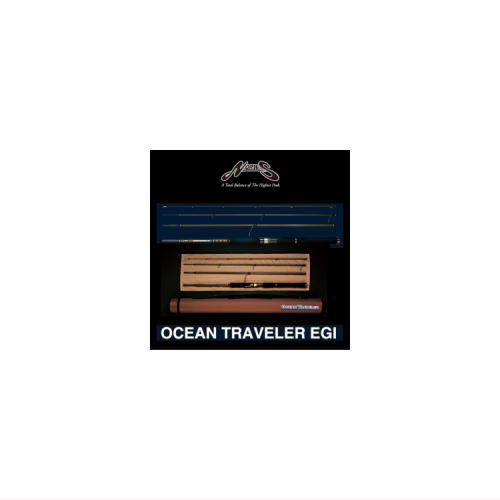 ノリーズ オーシャントラベラーエギOTE844M NORIES OCEAN TRAVELER EGI(4ピース エギングロッド)