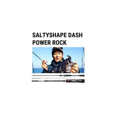 テイルウォーク ソルティシェイプダッシュパワーロック【C72MH】Tailwalk SALTYSHAPE DASH POWER ROCK