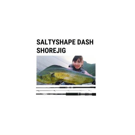 テイルウォーク ソルティシェイプダッシュショアジグ【96MH】Tailwalk SALTYSHAPE DASH SHOREJIG