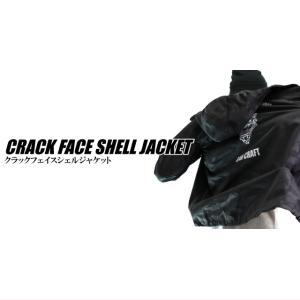 【ガンクラフト】 クラックフェイスシェルジャケット GUN CRAFT CRACK FACE SHELL JACKET