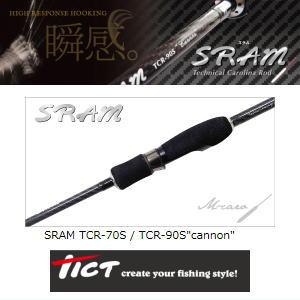 【取寄せ商品】TICT SRAM TCR-70S [スラム]