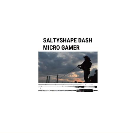 テイルウォーク ソルティシェイプダッシュマイクロゲーマー【S70UL】Tailwalk SALTYSHAPE DASH MICRO GAMER