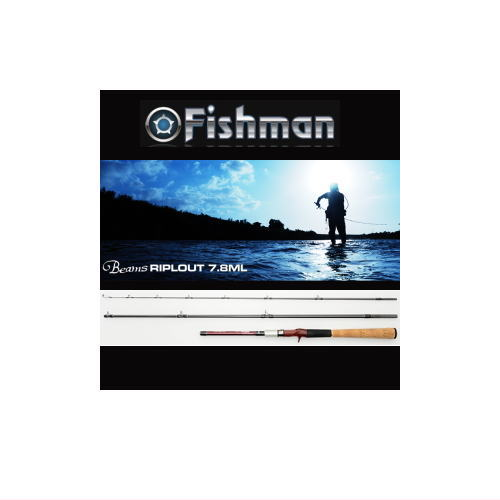 フィッシュマン ビームス・リップルアウト7.8ML BeamsRiplout7.8ML