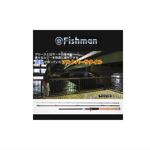 フィッシュマン ビームス クローラ8.3L+ Fishman Beams CRAWLA 8.3L+