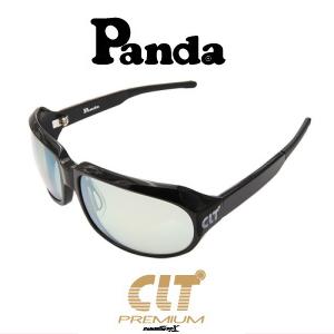 CLTプレミアム 偏光サングラス パンダ ドゥーブル/シルバーミラー CLT PREMIUM Panda DOUVRES MIRROR