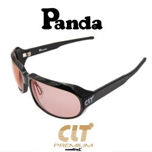 CLTプレミアム 偏光サングラス パンダ ライトコパー CLT PREMIUM Panda LIGHT COPPER