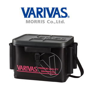[VARIVAS]タックルバッグ 36cm (ロッドスタンド付き)VABA-38