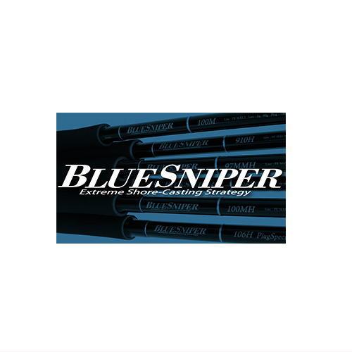 【送料無料】 ヤマガブランクス ブルースナイパー 100MH BlueSniper