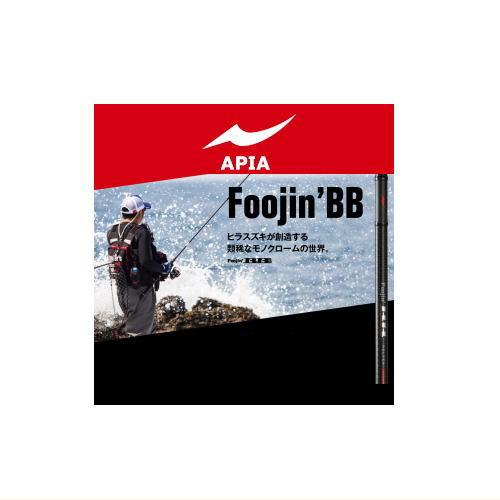 アピア フージンBB 【バックフォー 119MX】 APIA Foojin'BB BUCC:IV 119MX