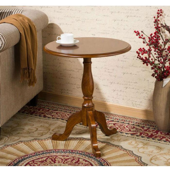 MAHOME (マホーム) サイドテーブル ナイトテーブル ラウンドテーブル 51*51*66CM 木製テーブル ナチュラル 円形テーブル 北欧 西海岸 木製 円形 ソファーテーブル ヴィンテージ コンパクト ベッドサイドテーブル アレンジ アジアン 介護 軽量 木目 丸型 ラウンド