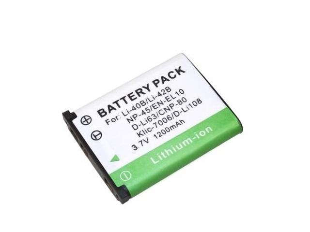 NP-82 3.7V battery for Casio Exilim EX-Z2 Exilim EX-Z550BE Exilim EX-G1BK NEW