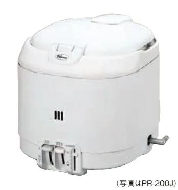 【最安値挑戦中!最大34倍】ガス炊飯器 パロマ PR-200J 電子ジャー付タイプ 2.0L・11合