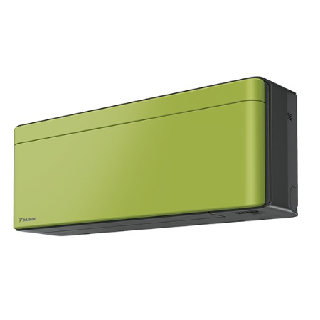 【最安値挑戦中!最大34倍】ルームエアコン ダイキン S22WTSXS-L SXシリーズ 単相100V 15A 冷暖房時6畳程度 受注生産パネル オリーブグリーン [♪§▲]