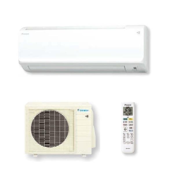 【最大44倍お買い物マラソン】ルームエアコン ダイキン S56XTCXV-W CXシリーズ 単相200V 20A 室外電源 冷暖房時18畳程度 ホワイト [♪■]