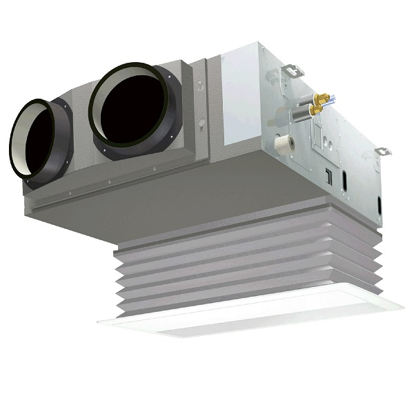 【最安値挑戦中!最大25倍】業務用エアコン ダイキン SZRB50BFV ビルトインHiタイプ ペア ECOZEAS P50 2馬力 単相200V R32 [♪∀■]