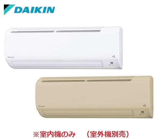 マルチエアコン ダイキン C28NTWV ワイドセレクトマルチ 室内機のみ 2.8kw 壁掛形 標準タイプ [♪▲]