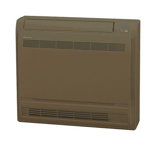 ハウジングエアコン ダイキン S28RVRV-T 床置形 10畳程度 単相200V ブラウン [♪∀▲]