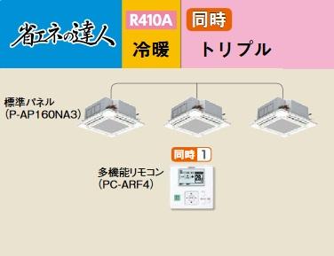 【最安値挑戦中!最大23倍】業務用エアコン 日立 RCI-AP224SHG6 同時 224型 8.0馬力 三相200V [♪]