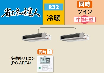 【最安値挑戦中!最大23倍】業務用エアコン 日立 RPI-GP112RSHPC3 同時 112型 4.0馬力 三相200V [♪]