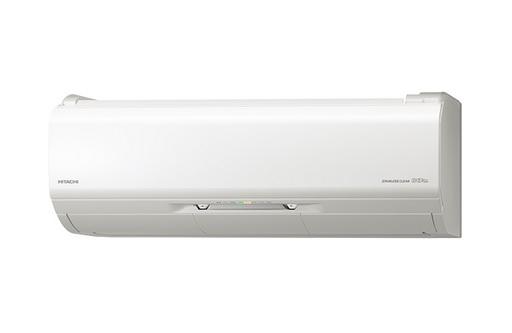 【最安値挑戦中!最大34倍】ルームエアコン 日立 RAS-XJ80J2(W) 壁掛形 XJシリーズ 単相200V 20A 白くまくん 冷暖房時26畳程度 スターホワイト [(^^)]