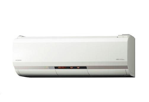 【最安値挑戦中!最大24倍】ルームエアコン 日立 RAS-XK25J(W) 壁掛形 XKシリーズ 寒冷地向 単相100V 20A メガ暖 白くまくん 冷暖房時8畳程度 スターホワイト [♪]