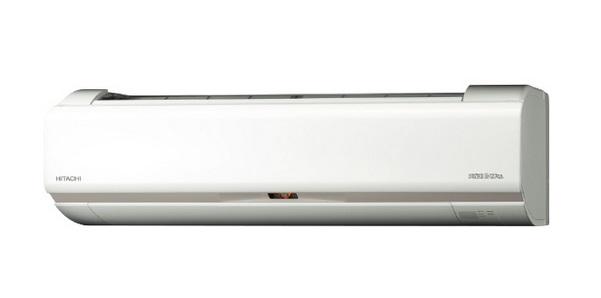 【最安値挑戦中!最大34倍】ルームエアコン 日立 RAS-HK25J(W) 壁掛形 HKシリーズ 単相100V 20A メガ暖 白くまくん 冷暖房時8畳程度 スターホワイト [♪]