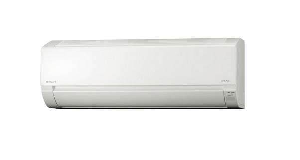 【最安値挑戦中!最大24倍】ルームエアコン 日立 RAS-AJ25J(W) 壁掛形 白くまくん AJシリーズ 単相100V 15A 冷暖房時8畳程度 スターホワイト [♪]
