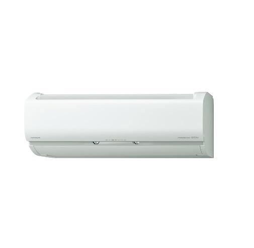 【最安値挑戦中!最大25倍】ルームエアコン 日立 RAS-ZJ40K2(W) 壁掛形 白くまくん ZJシリーズ 単相200V 20A 冷暖房時14畳程度 スターホワイト [♪]