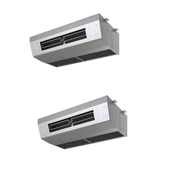 【最大44倍スーパーセール】業務用エアコン 日立 RPCK-AP280GHP8 同時 厨房用エアコン(てんつり) 同時ツイン 省エネの達人プレミアム 10.0馬力相当 三相200V [(^^)♪]
