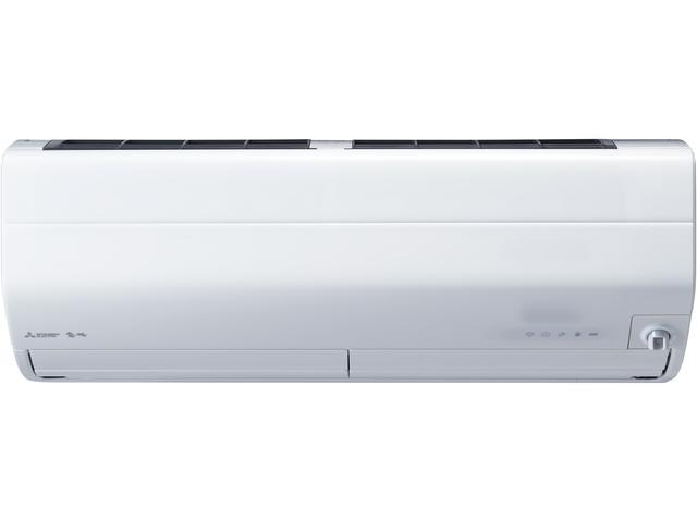 【最安値挑戦中!最大33倍】ルームエアコン 三菱 MSZ-ZXV2218-W Zシリーズ 単相100V 15A 室内電源 6畳程度 ピュアホワイト [Å]