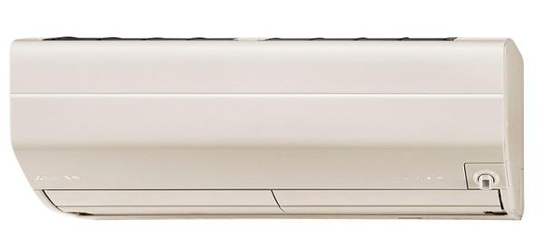 【最安値挑戦中!最大24倍】ルームエアコン 三菱 MSZ-ZXV7119S-T 霧ヶ峰 Zシリーズ 単相200V 20A 室内電源 23畳程度 ブラウン 受注生産品 [♪■§【関東以外送料見積り】]